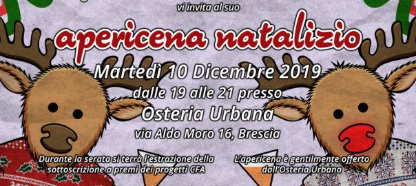Apericena Natalizio 2019